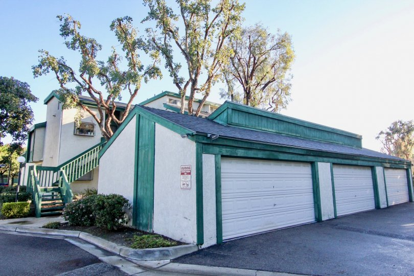 Greenhouse West with long tree beauty location at garden grove