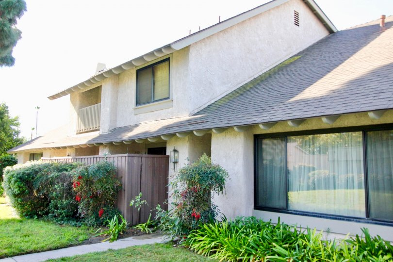 Hidden Village Home with green garden in Garden Grove