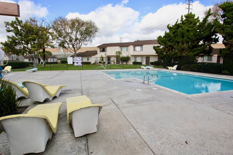 Fabulous Swimming pool with sitout near villas of New Brookdale of Garden Grove