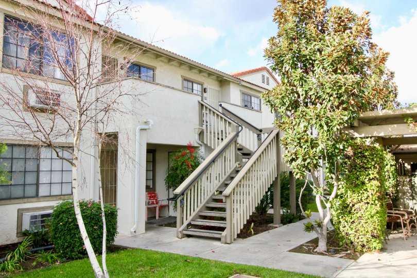 Spring Garden Villas offers gorgeous scenery with two story living in Garden Grove, California