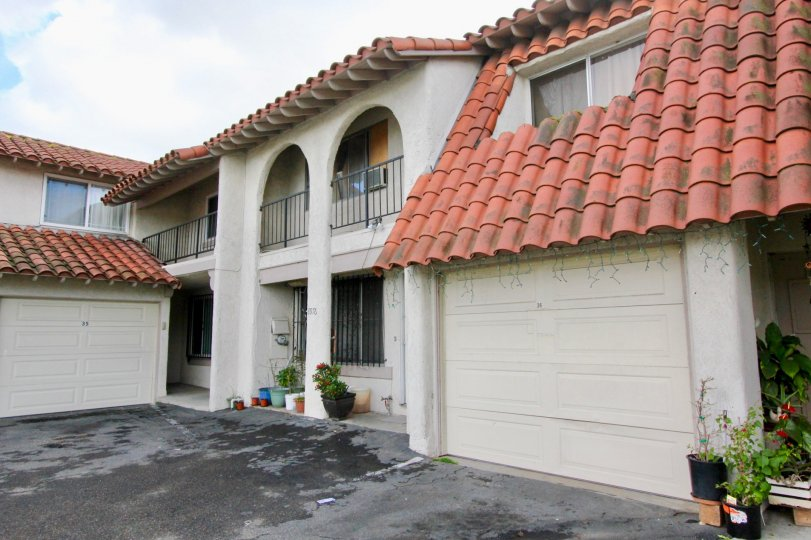 Wes-Grove House location of back side in Garden Grove