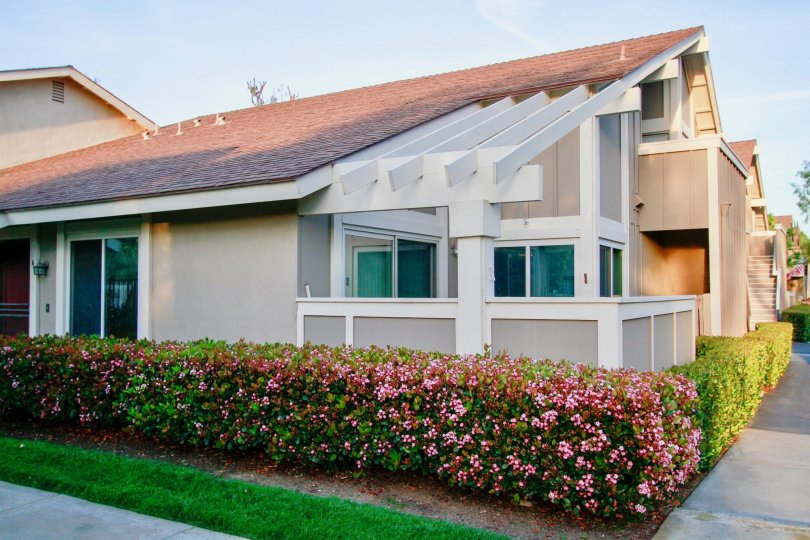 Township Huntington Beach California modern roofing method followed in this building plan