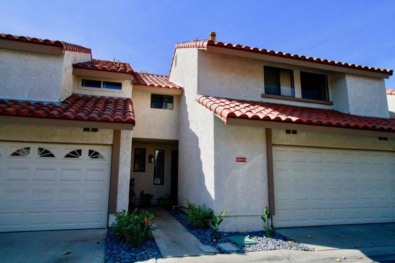Beautiful villa with parking place and garden in La Cuesta By the Sea of Huntington Beach