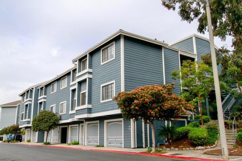 A beautiful take of the Seabridge Townhomes, Huntington Beach, California