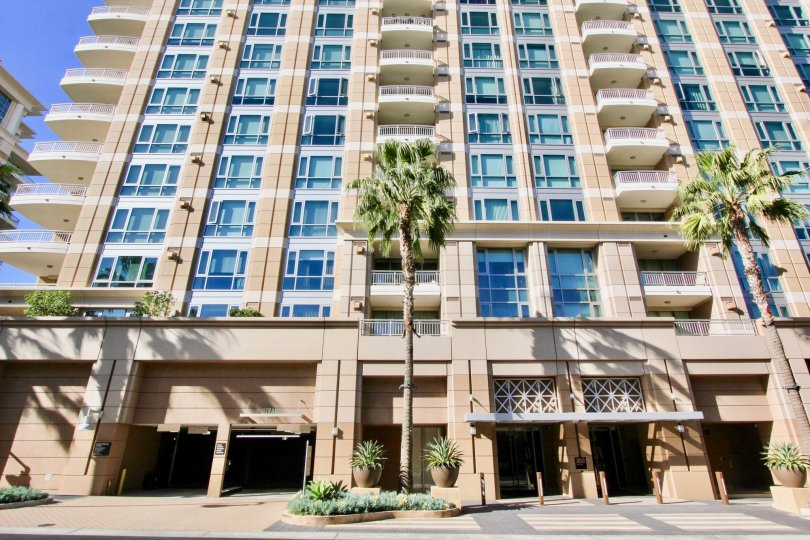 3000 The Plaza Building with attractive beauty location at Irvine City