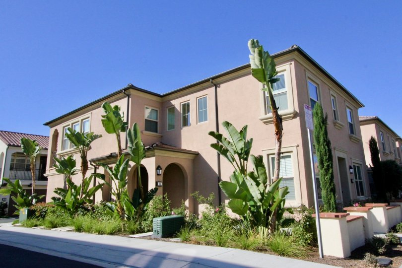 Caserta Building Attractive Beauty location view at Irvine City