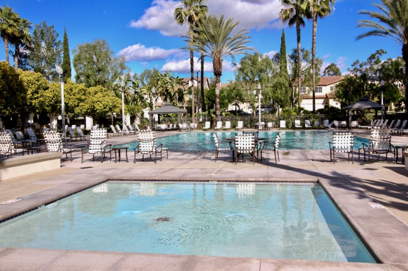 Resort style living is waiting for you in Irvine, CA at Sheridan Place