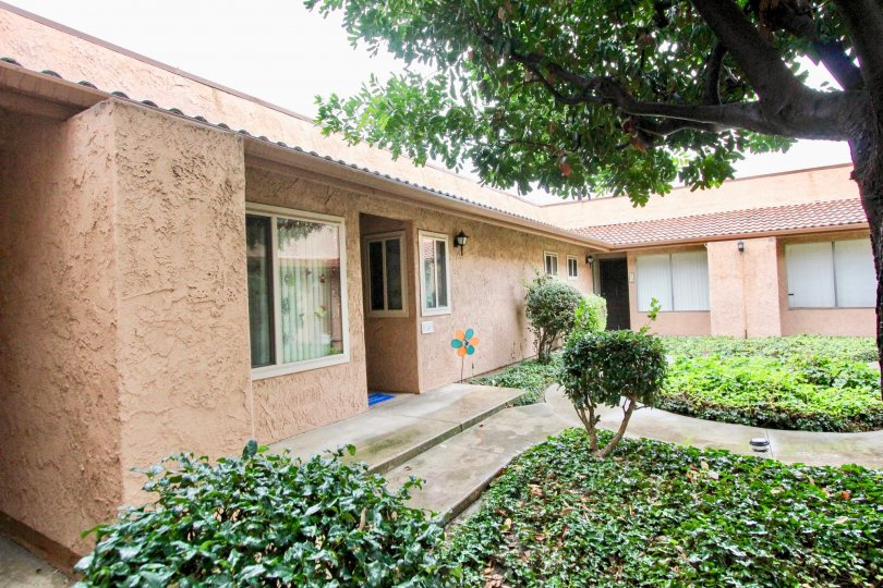 Cerro Del Rey House Location With attractive Green Park at La Habra City
