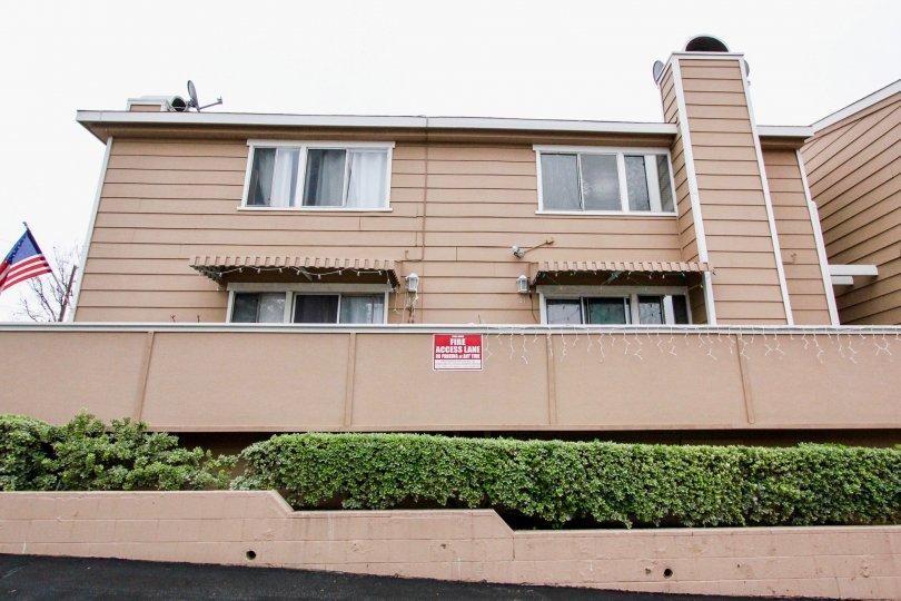 Apartment living at La Plaza Habra in La Habra California