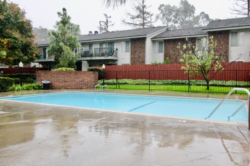 Woodlake Villas Home With Swimming Pool Location at La Habra City