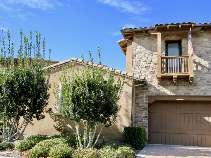Beautiful stone house in the Castellina community of Ladera Ranch California