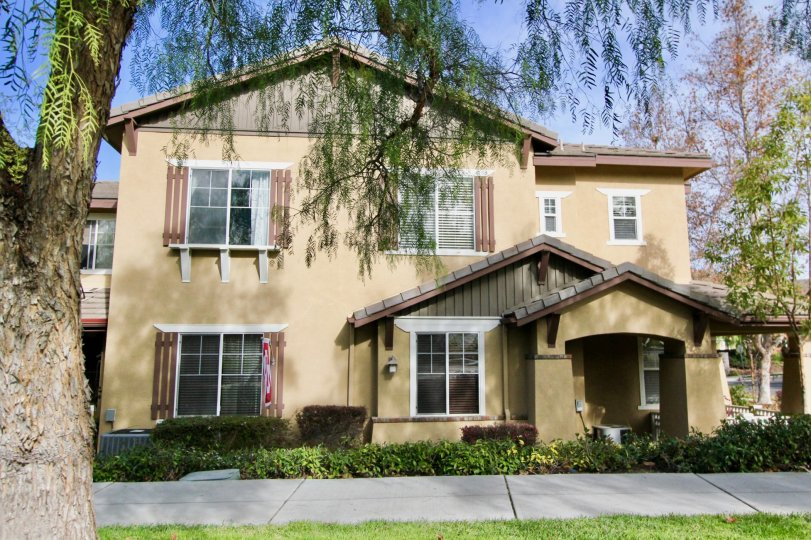 Beautiful home with large trees in the community of Chambray in Ladera Ranch, California