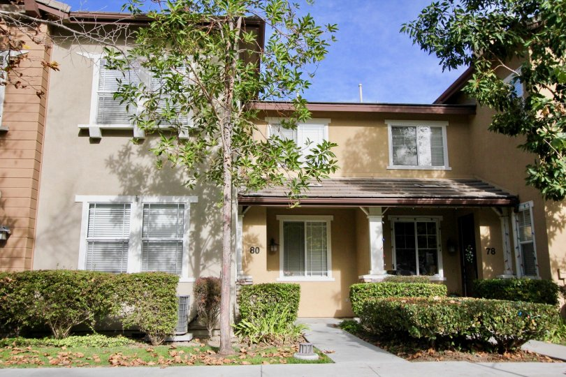 Bright, beautiful unit in the Chambray community of Ladera Ranch California.