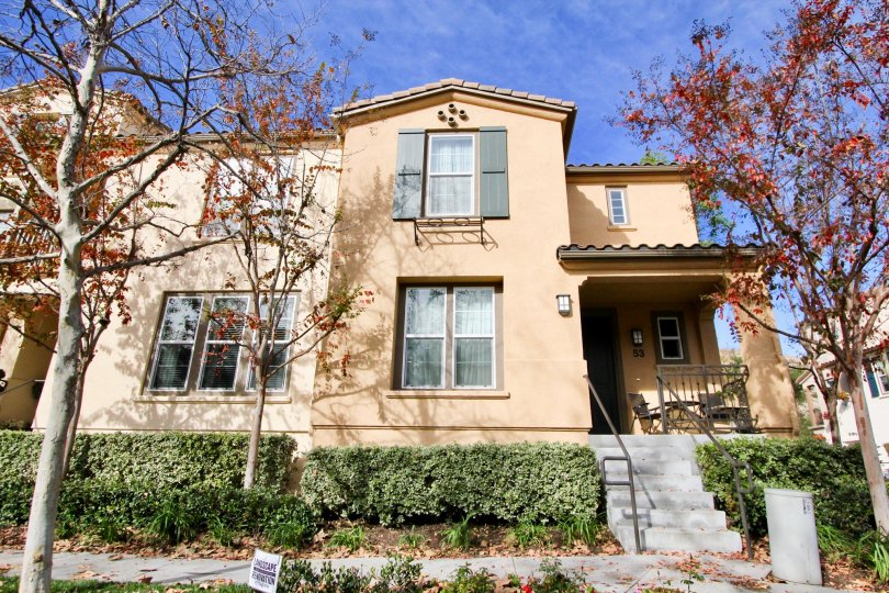 Spacious unit in Sansovino community in Ladera Ranch California