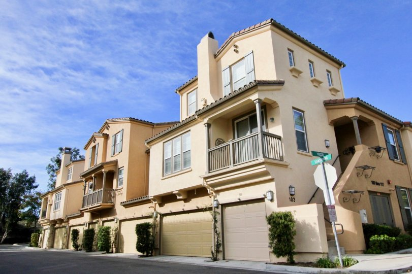 Excellent Villa with road view and sign board with upstairs in Sansovino of Ladera Ranch