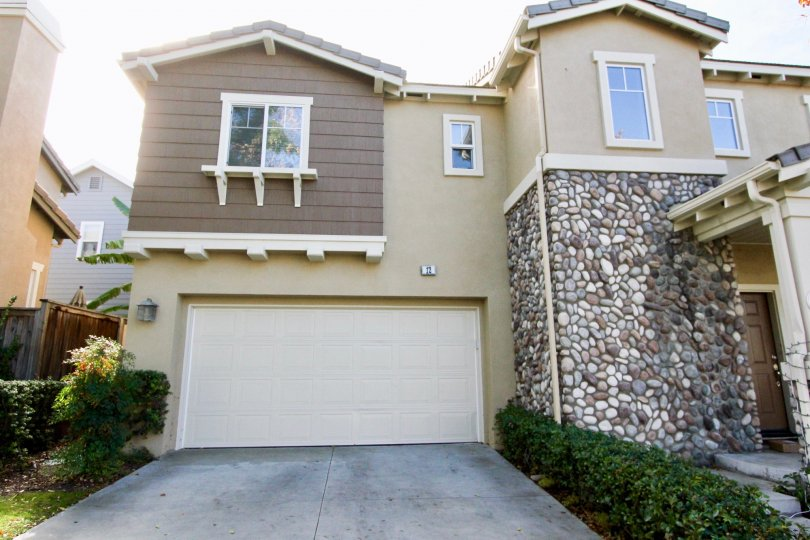 Housing unit in the Trails community of Ladera Ranch California