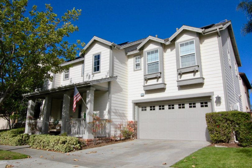 Well maintained home at Valmont in Ladera Ranch, California.