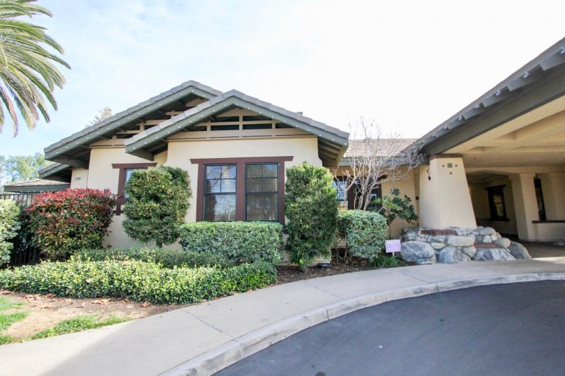 Lovely single family home with nice curb appeal in the community of Valmont in Ladera Ranch, California