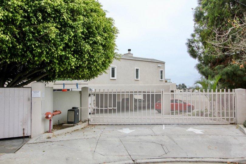 Creekside a secure community in Laguna Beach, California.