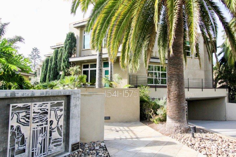 Crescent Bay Villas a beautifully landscaped community in Laguna Beach, California.