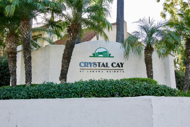 Units in Crystal Cay can offer private patios, inside laundry, vaulted ceilings and bonus loft rooms.