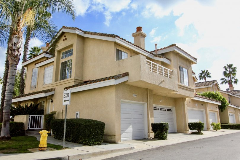 Tan residence in Del Prado, Laguna Niguel California
