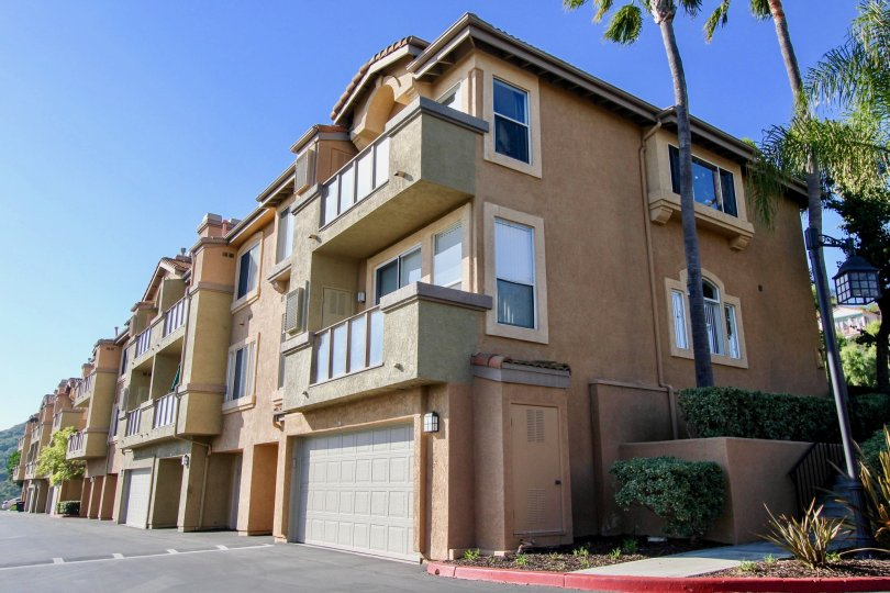 gorgeous townhome with garage in laguna niguel california