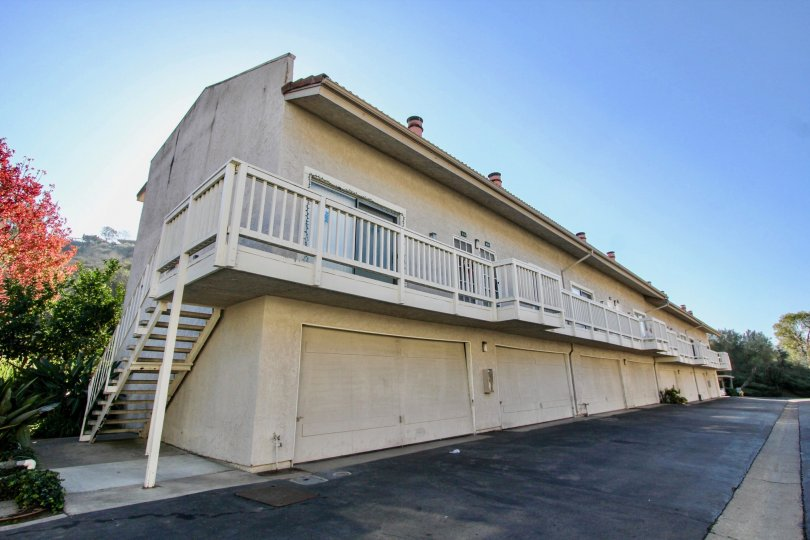 Apartment complex located in the Rancho Niguel community of Laguna Niguel California