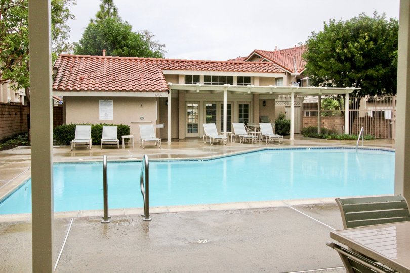 The Canyon View  subdivision is located in the City of Lake Forest, Ca, in the Portola Hills area. The Canyon View  tract comprises of 84 Condos built by Grupe Co. and includes a swimming pool, and heated spa. This subdivision includes the following floor