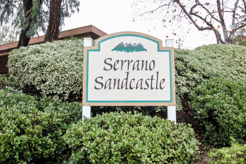 "God's most favourite place "" Serrano Sandcastle"" of Lake Forest to Visit."