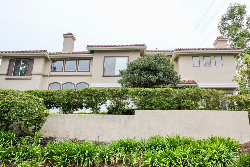 the california terrace is the terrace house of the mission viejo city in california