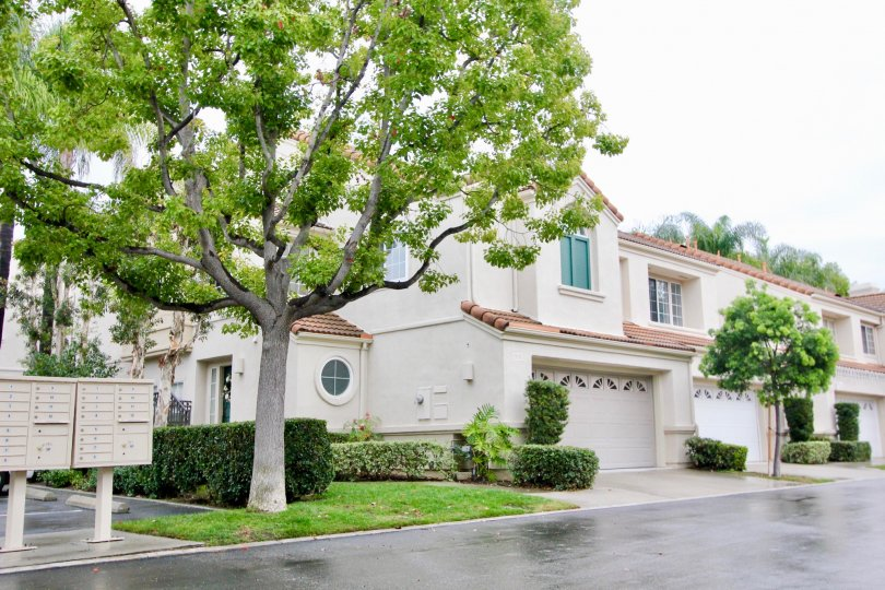 the greystone califia is a rainy house of the mission viejo city in california