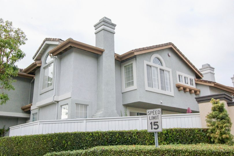 the mirasol is a chimney model in house of the mission viejo city in california