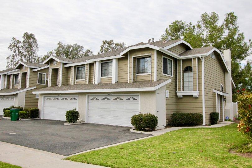 Tan residence in Ridgemont, Mission Viejo California