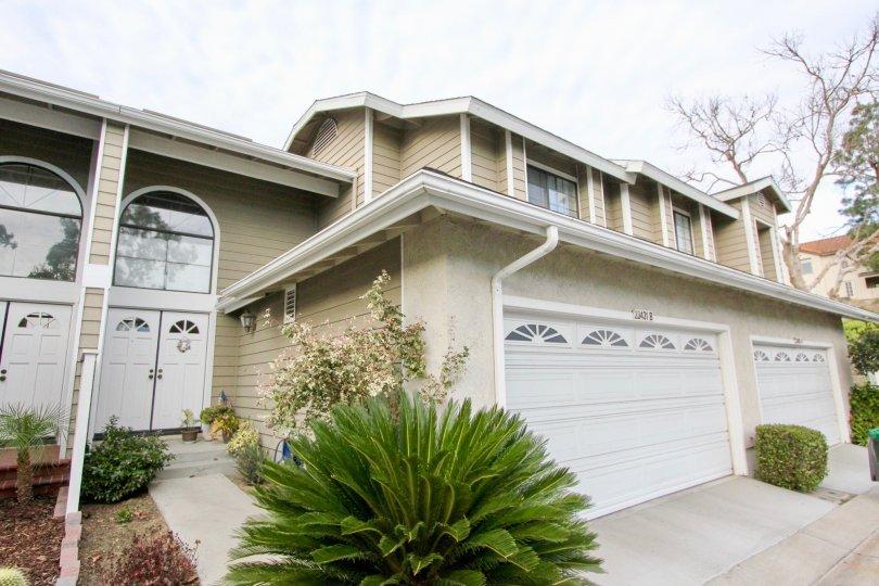 White villa in Ridgemont, Mission Viejo California