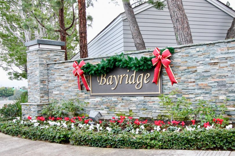 Nicely Bayridge In Newport Beach California Country