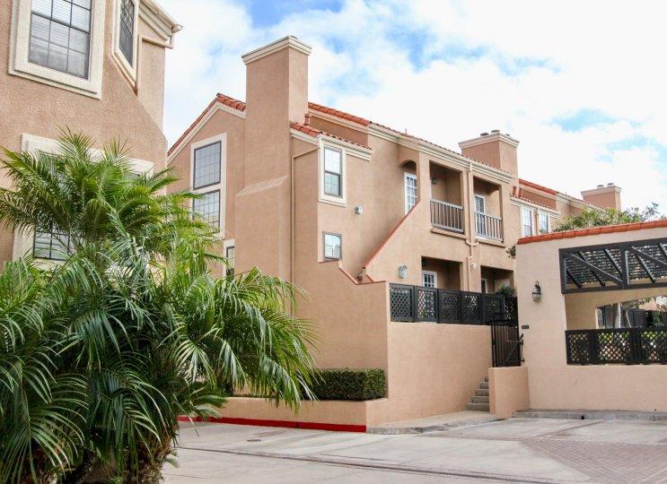 Brookview Newport an immaculate community in Newport Beach, California.