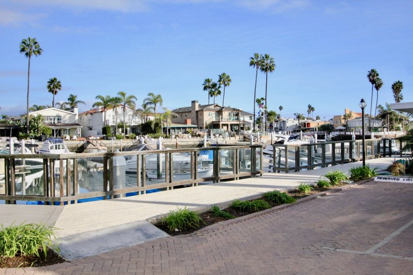 Awsome Newport Marina Villas In Newport Beach California Country