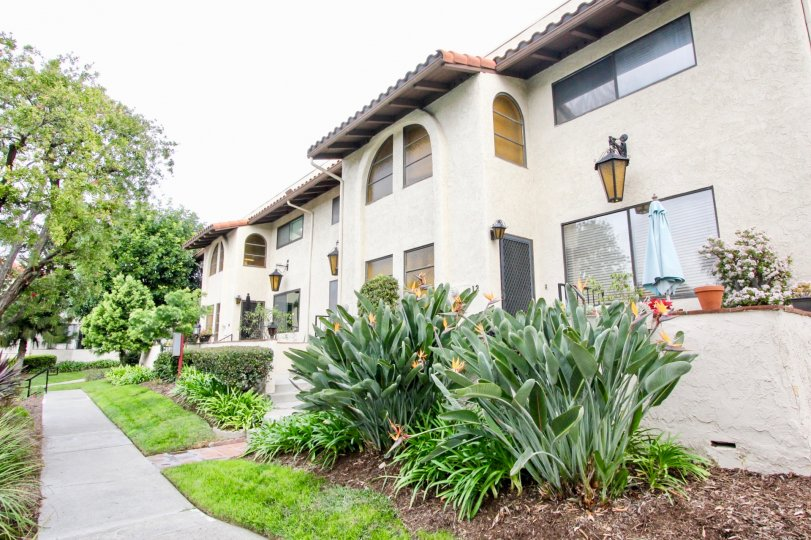 A great Spanish house in Manana Townhomes, Orange Califoria