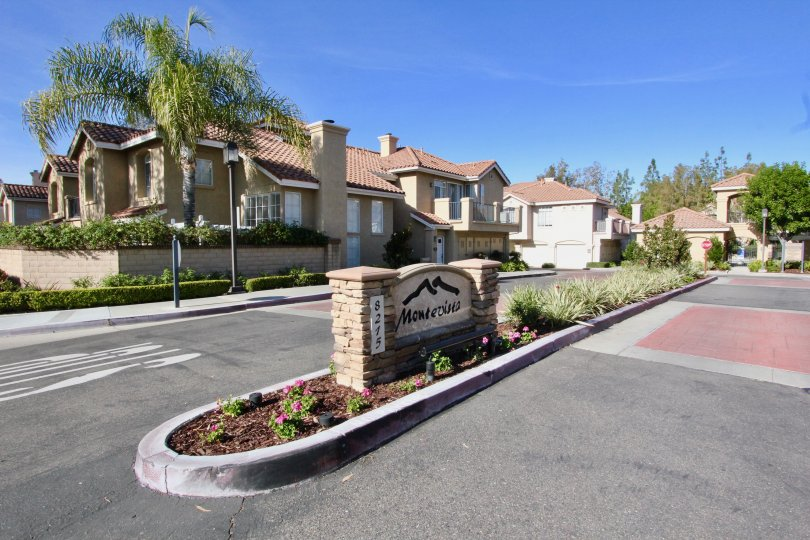Montevista House have Attractive Beautiful Front View Location at Orange City in Califorina