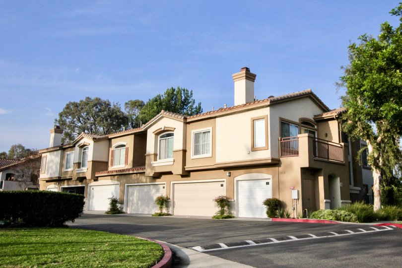 Bella Ventana a community with curb appeal in Rancho Santa Margarita, California.
