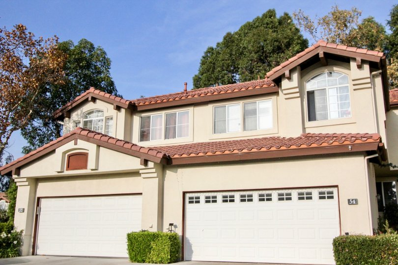 House with garage in Candelero in Rancho Santa Margarita, CA