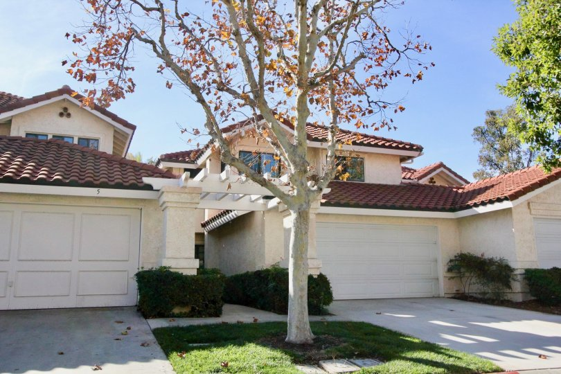 Well built villa with ample of parking and trees around in Floramar of Rancho Santa Margarita