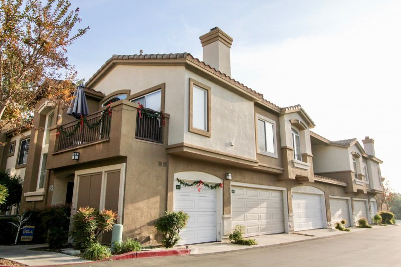 La Ventana a community with secured parking in the city of Rancho Margarita, California.