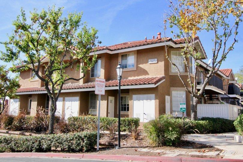 The Mission Courts in Rancho Santa Margarita California