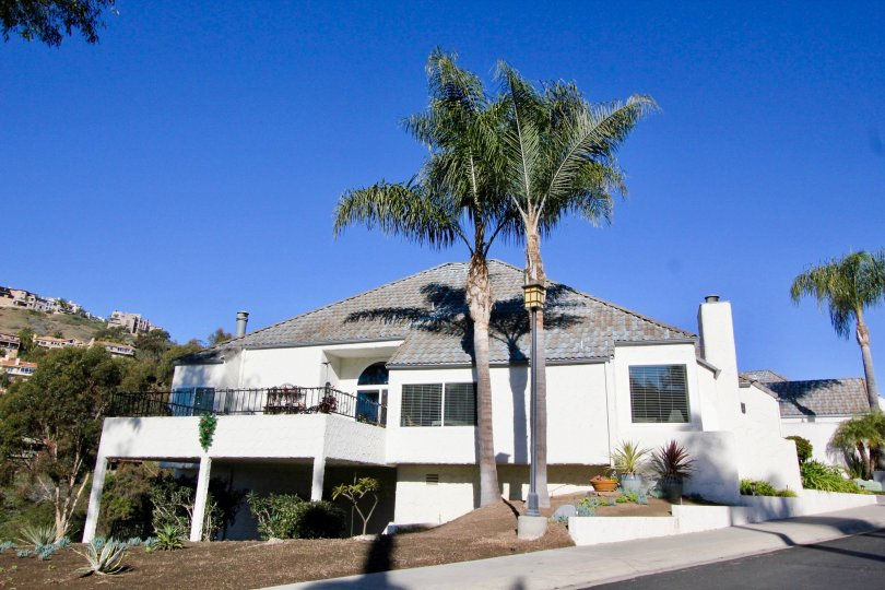 A beautiful home located in Las Marias in San Clemente, California.