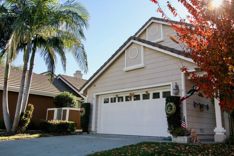 the new providence is a tiger house of the san clemente city in california