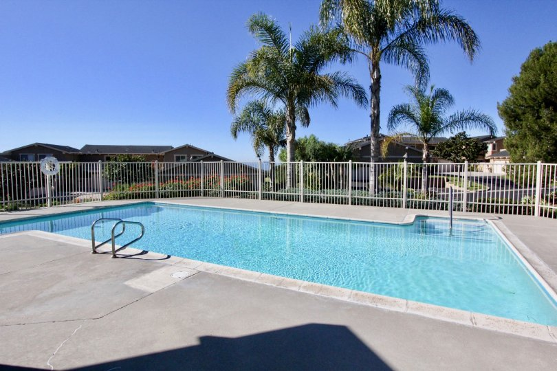the president heights I is a beautiful swimming pool of the san clemente city in ca