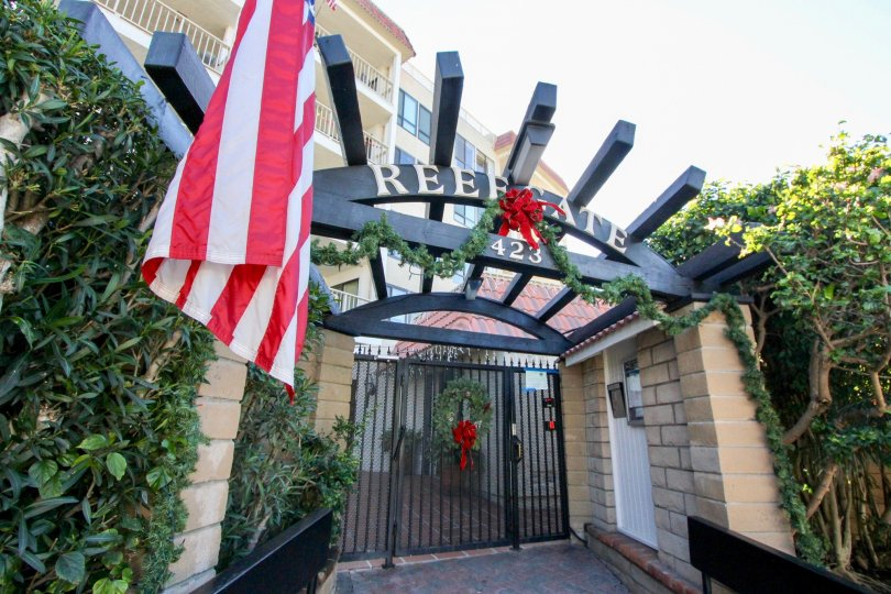 "Reef Gate West is one of San Clemente's premier ""Resort Style Living"" complexes located on the beach-front, just north of the San Clemente Pier. The location is possibly the finest in town, just steps to the ocean, the Pier, our local beach trail and the"