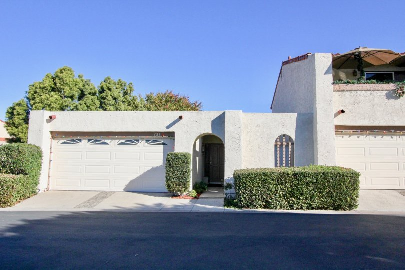 Well maintained community of Summer Place in San Clemente, California.